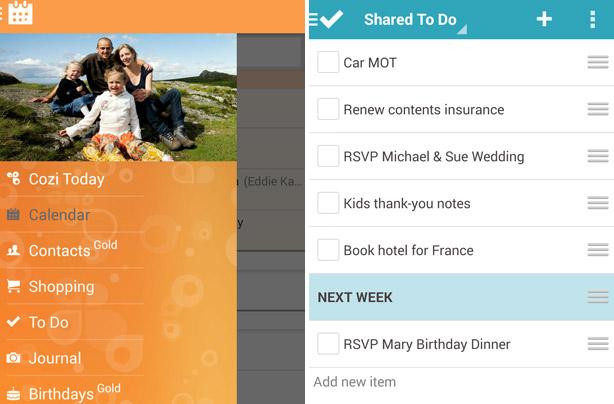 Cozi Uk The Organiser App That Will Revolutionise Family Life