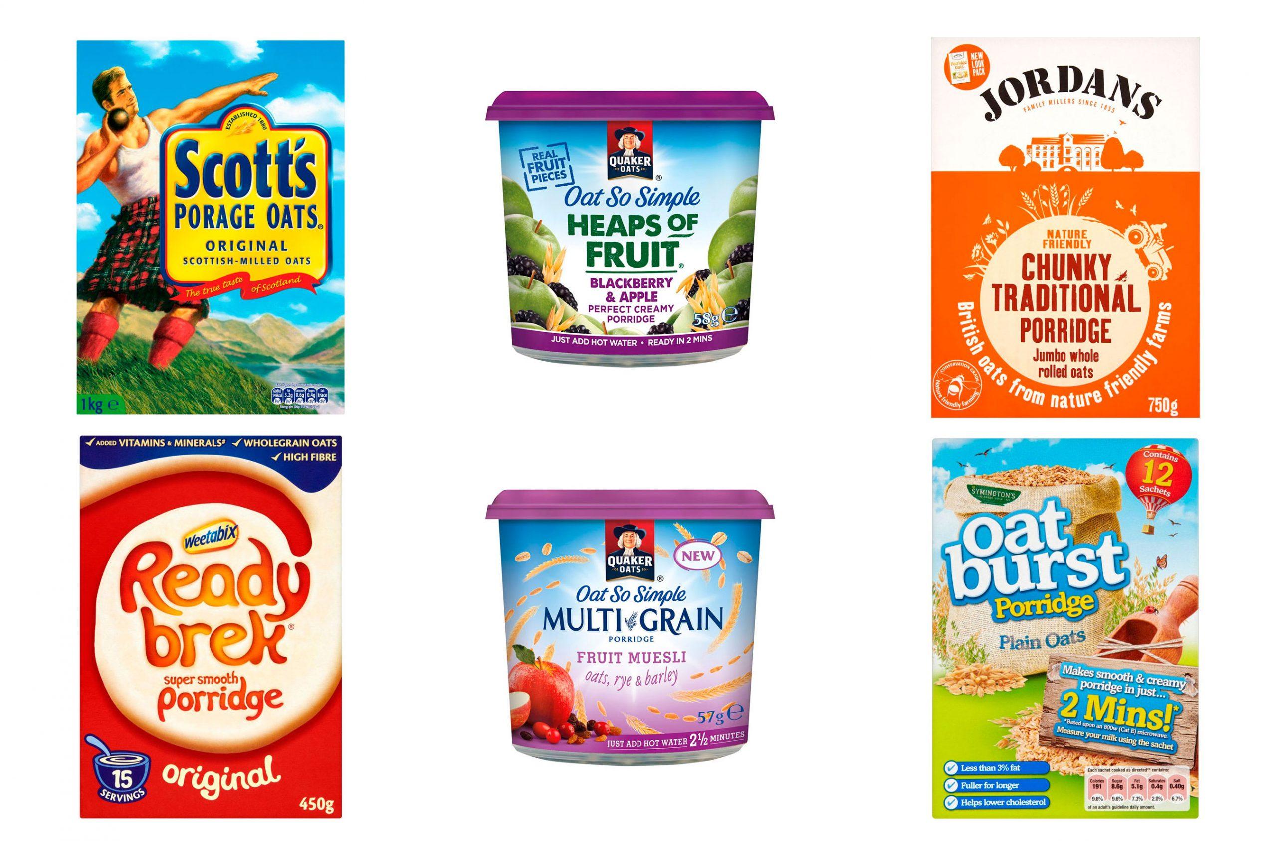 Best and worst porridge