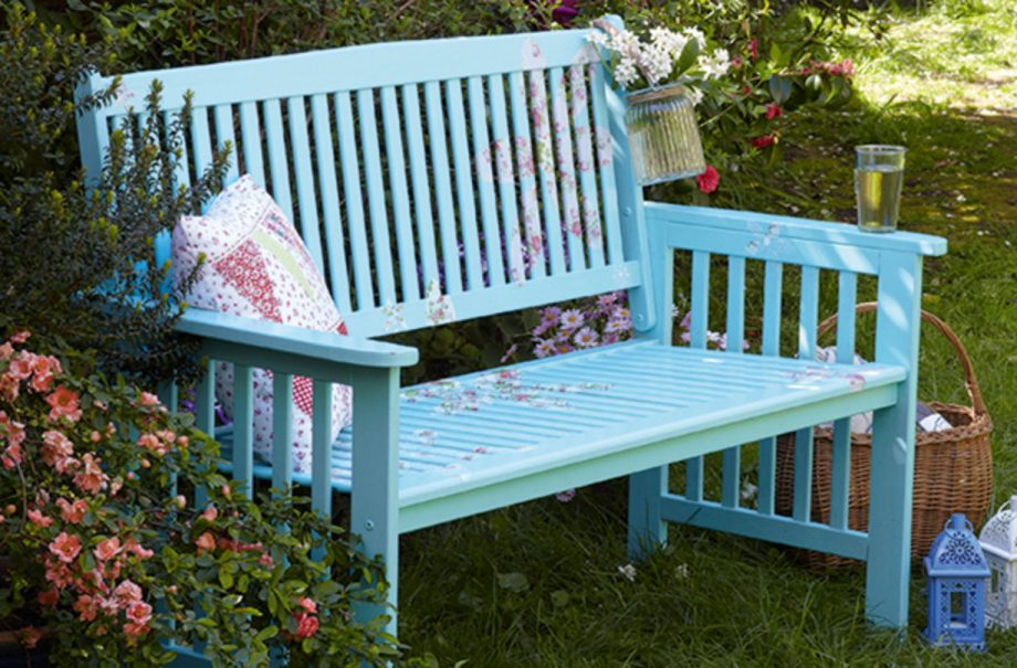 Surprising How To Upcycle A Garden Bench Cjindustries Chair Design For Home Cjindustriesco