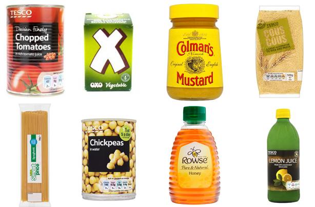 Storecupboard essentials