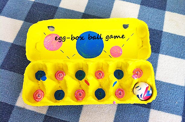 10 Things To Make With Egg Boxes