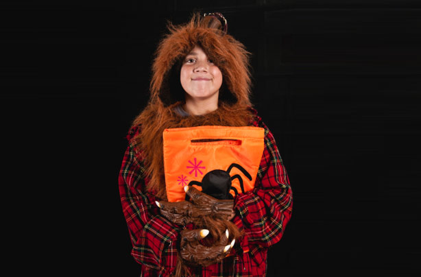 Make your own Halloween costumes Werewolf costume  sc 1 st  GoodtoKnow & 8 homemade kidsu0027 Halloween costumes you can actually make yourself ...