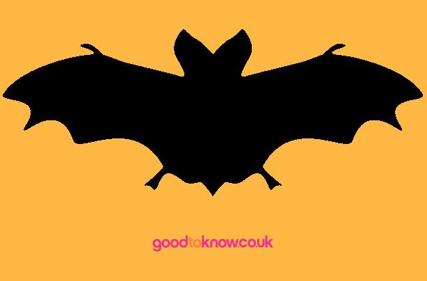 Free pumpkin carving patterns goodtoknow bat halloween pumpkin carving template maxwellsz
