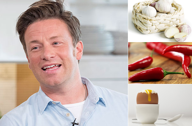 Jamie Oliver S 14 Foods That Could Help You To Live To 100