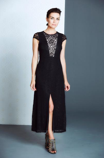 Lace Maxi Dress, £45