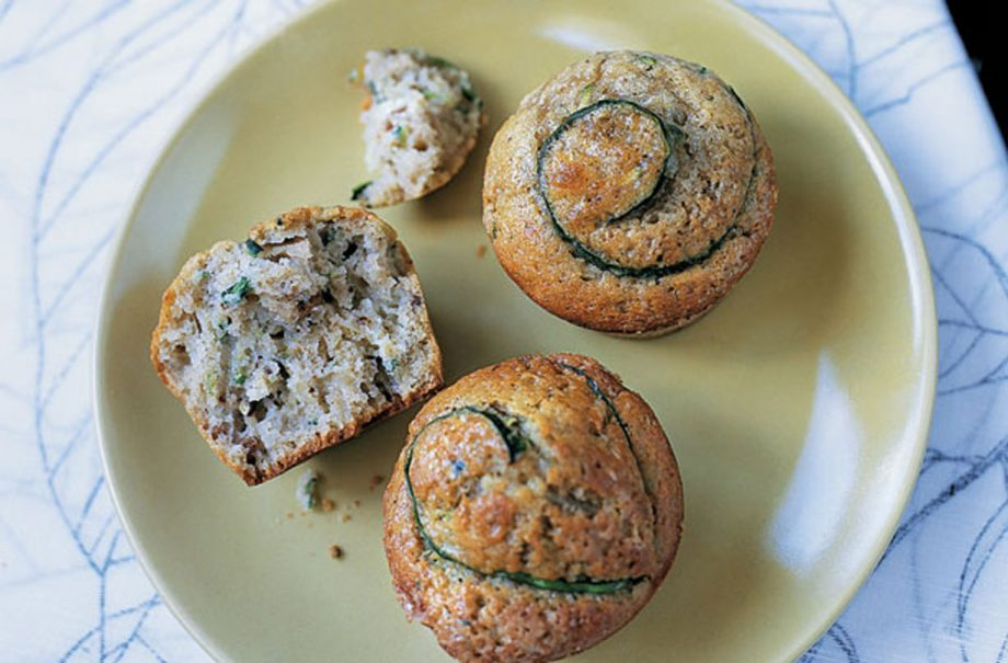 Our best vegetable cakes
