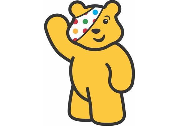 10 Fundraising Ideas, Pudsey Bear