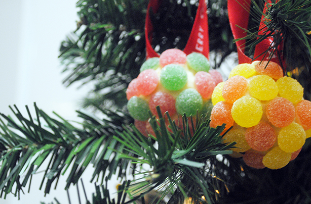 Sweetie Bauble Decorations Snack Recipes Goodtoknow