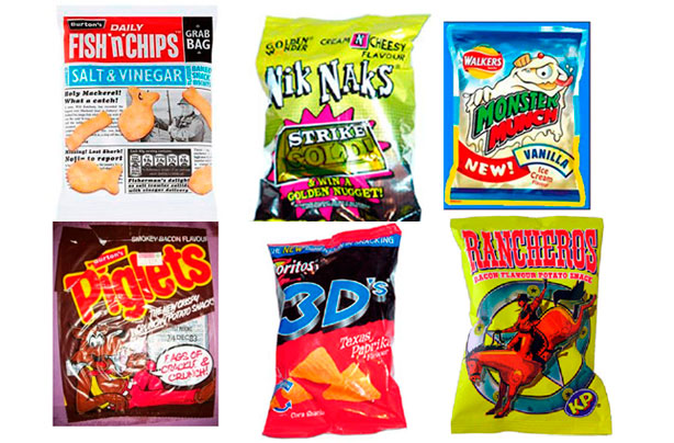Retro Crisps Wed Love To See Back On The Shelves