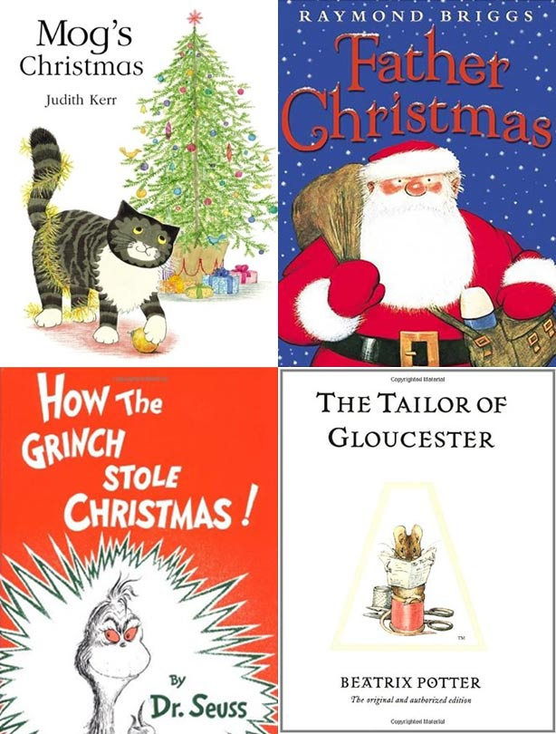top christmas books for children - Best Christmas Books For Kids