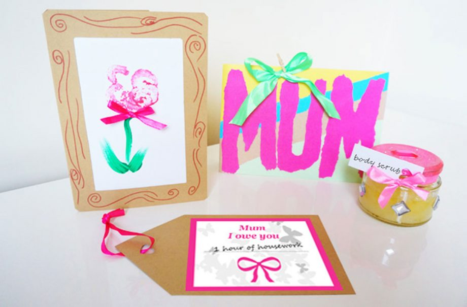 Mother S Day Crafts For Kids