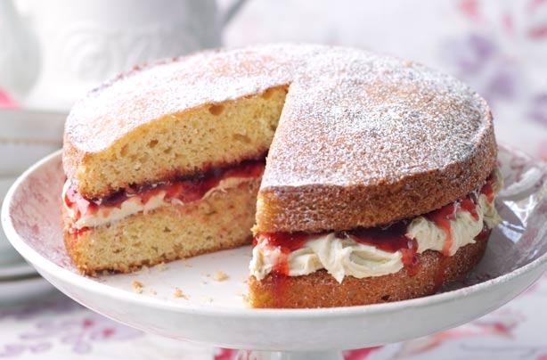 Victorian Cake Recipes Uk: 10 Victoria Sponge Cakes With A Twist