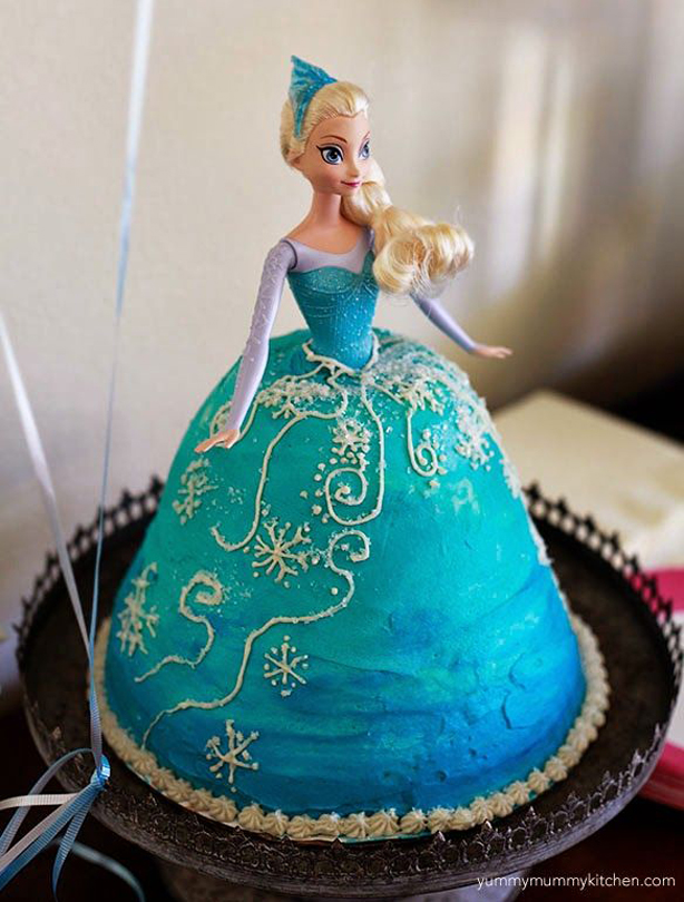Prime Frozen Birthday Cake Ideas Funny Birthday Cards Online Overcheapnameinfo