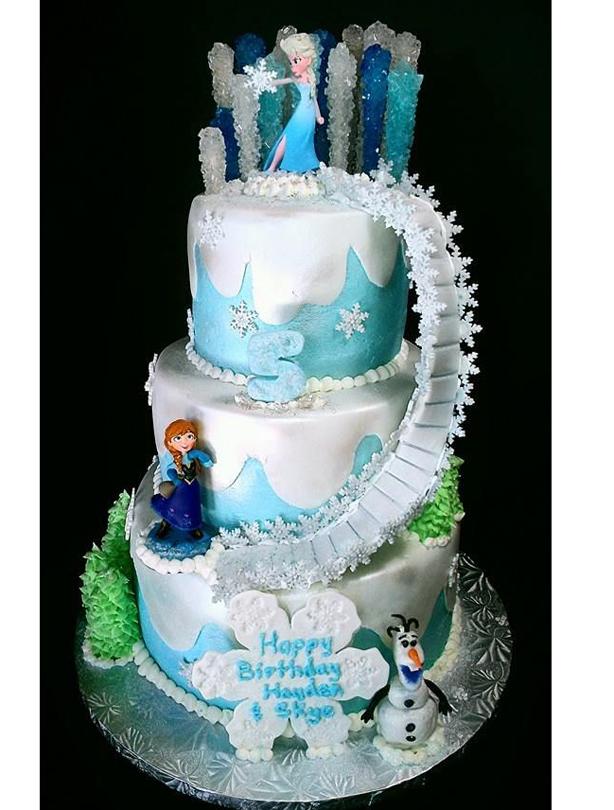 Miraculous Frozen Birthday Cake Ideas Personalised Birthday Cards Epsylily Jamesorg