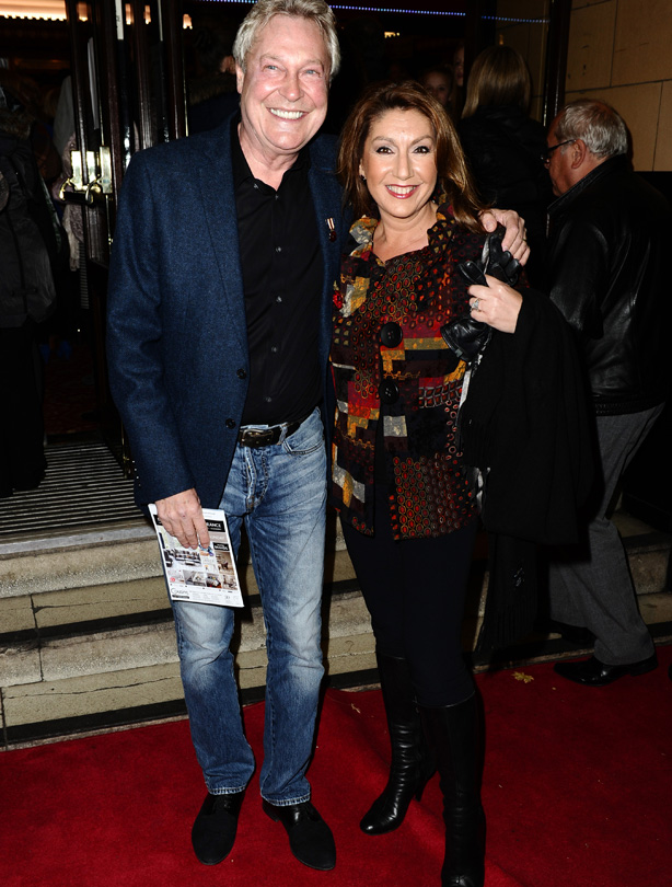 Who is jane mcdonald dating
