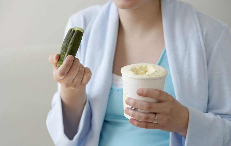 Your Pregnancy Cravings Explained