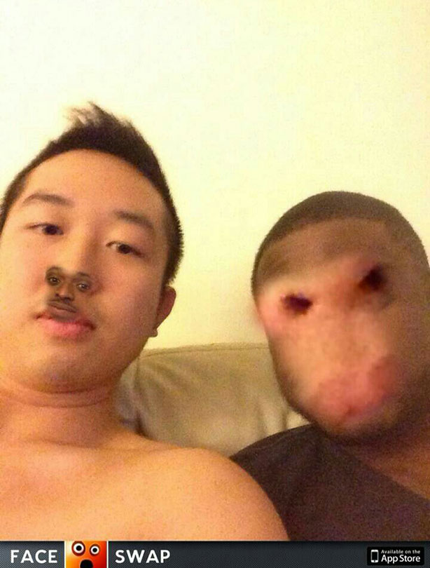 The best and worst FaceSwaps on the Internet
