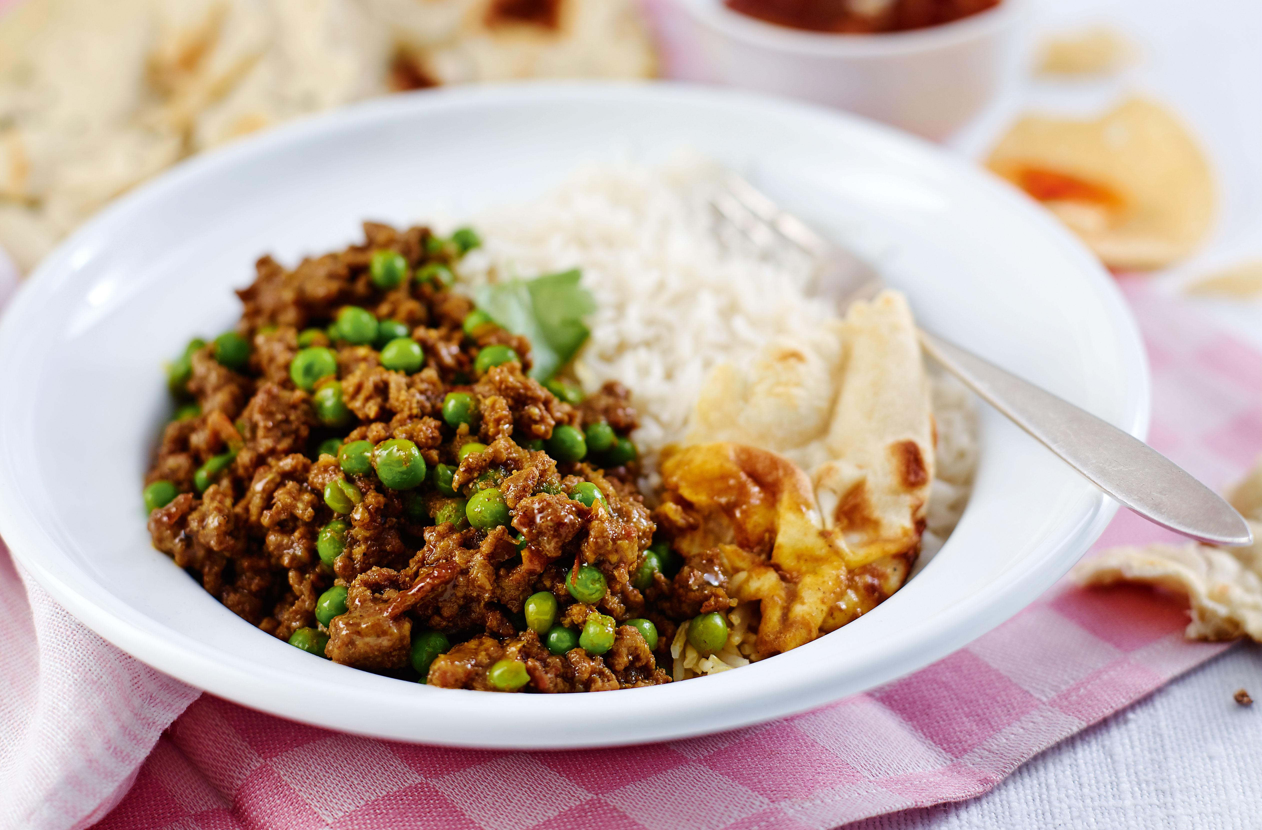 Keema Curry Indian Recipes Goodtoknow