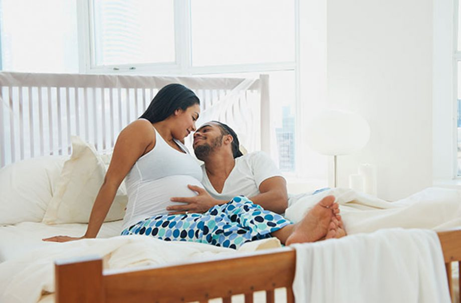 Sex Positions During Pregnancy  Goodtoknow-4315