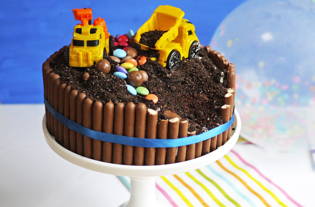 Digger Cake Recipes Goodtoknow