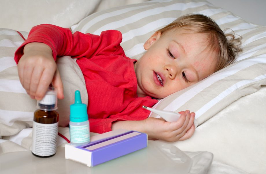 Scarlet fever signs and treatment