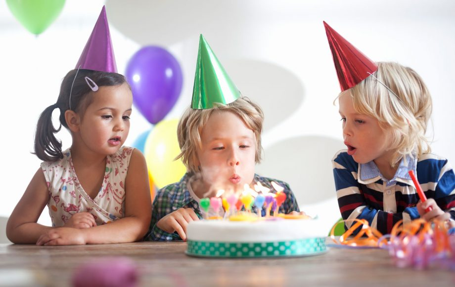 cheap kids party