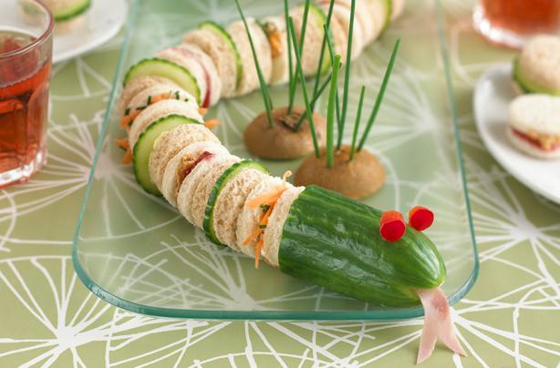 kids party food ideas goodtoknow