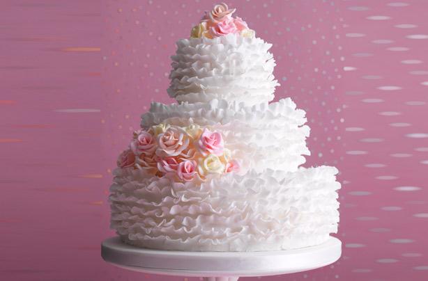 How To Make A Wedding Cake.How To Make A Wedding Cake