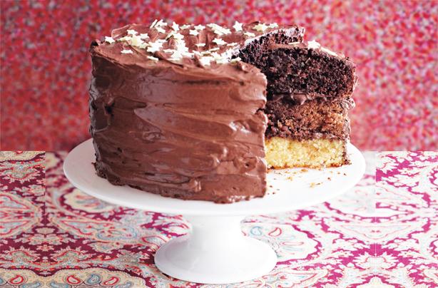 Chocolate Wedding Cake Recipes Uk: Easy Wedding Cake Ideas