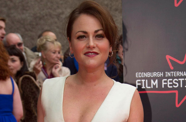 Jaime Winstone shares the first picture of her son