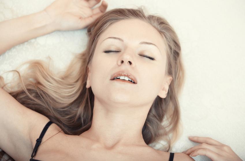 Only vegaina orgasm in women
