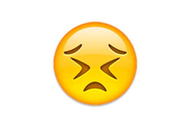 Image result for wincing face emoji