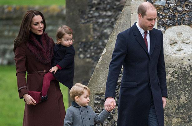 Cambridge Family Xmas day