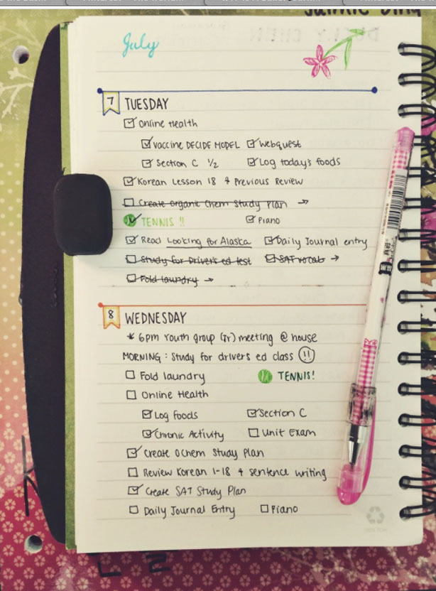 Bullet Journals Everything You Need To Know About The New