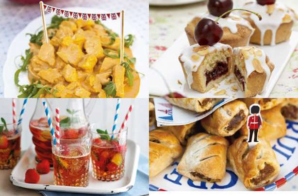 33 street party food ideas goodtoknow quick and easy street party food ideas forumfinder Choice Image
