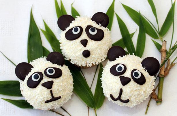 Panda Cupcakes Recipe Goodtoknow