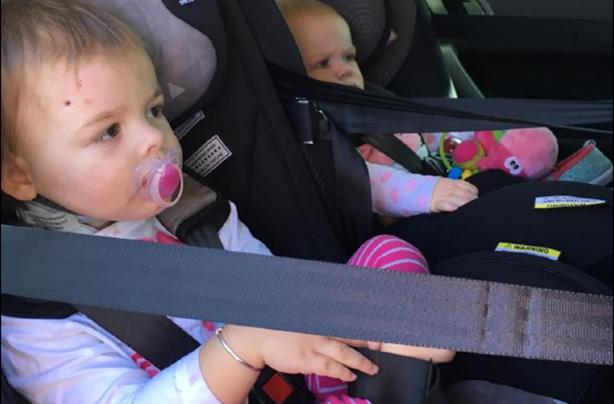 Mum Shares Horrifying Dangers Of Front Facing Car Seats