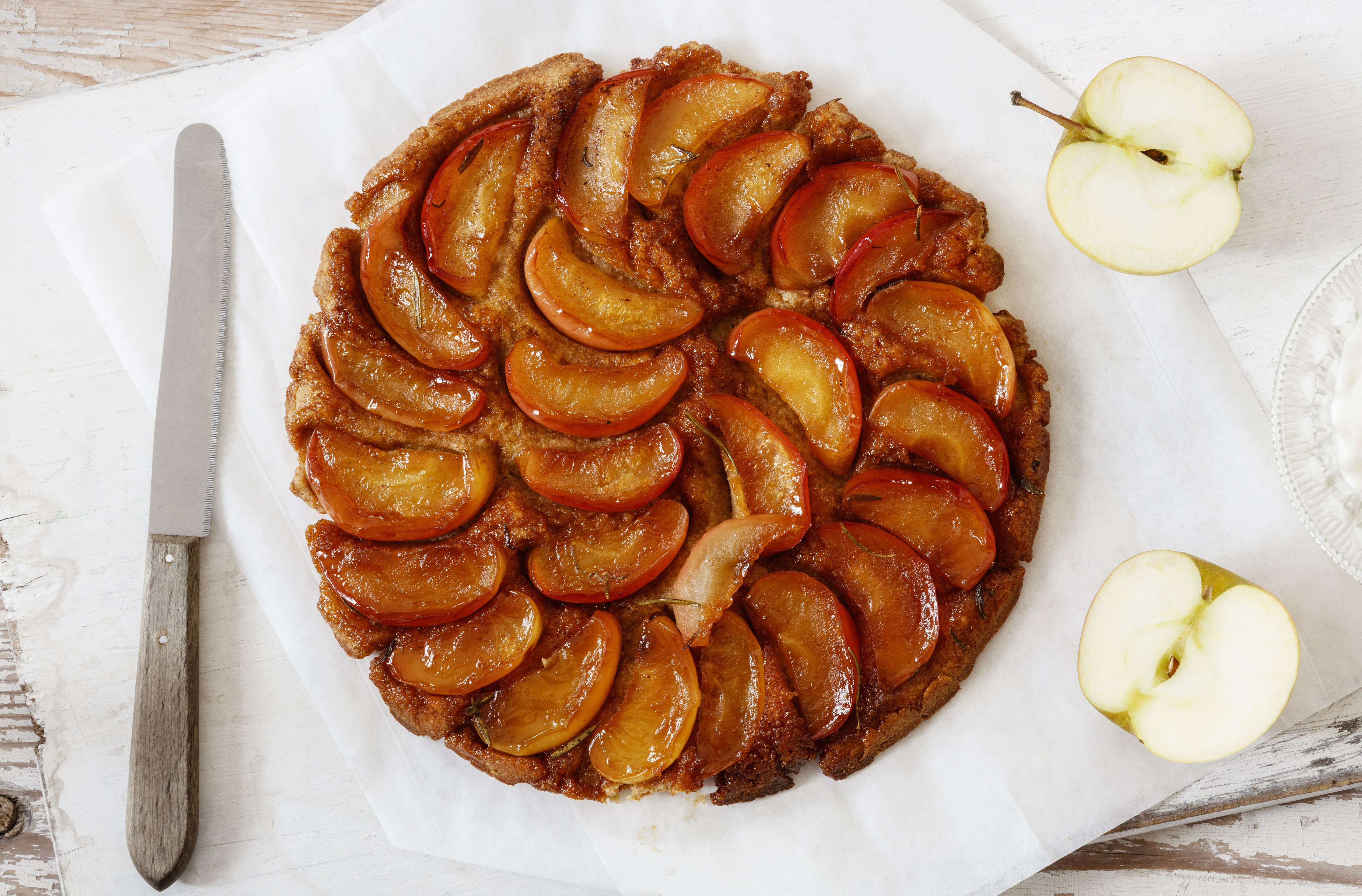 How to Bake a Tarte Tatin