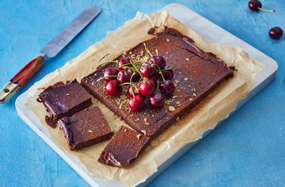 Low Calorie Weetabix Chocolate Brownies