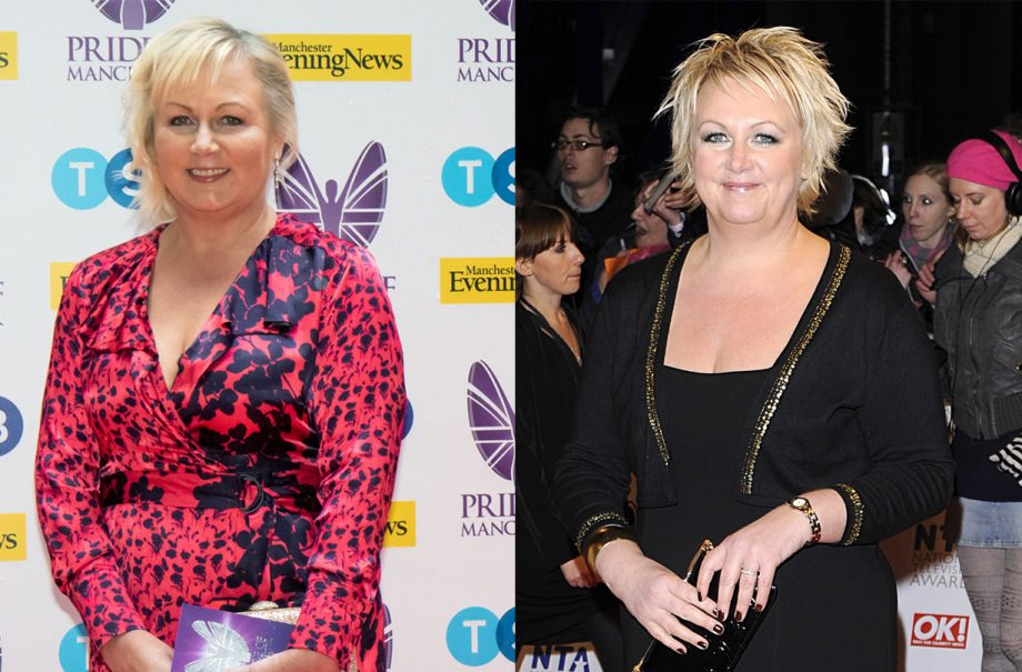 Coronation Street star Sue Cleaver shows off dramatic four stone weight loss