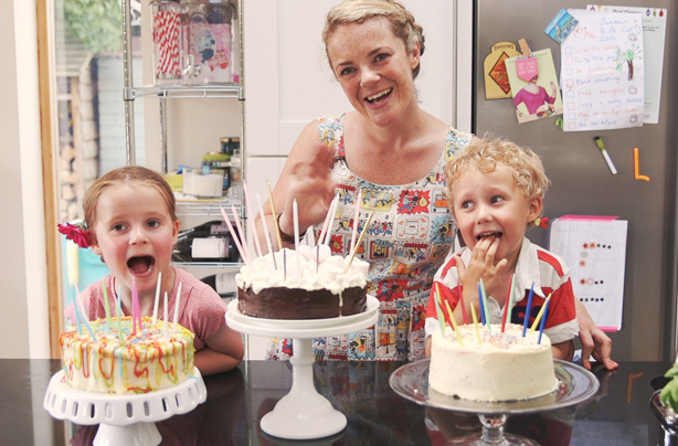 The 3 easiest cake decorating ideas for kids
