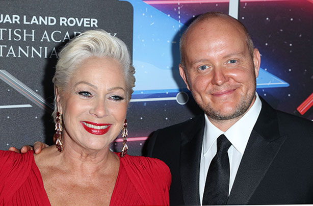 We Ve Been Each Other S Anchor Denise Welch Praises Husband In Her Battle With Alcohol