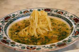 Hairy bikers chicken noodle soup recipe goodtoknow hairy bikers chicken noodle soup recipe forumfinder Image collections