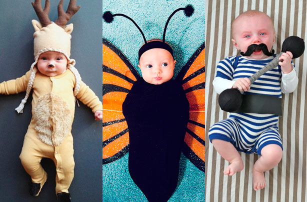 49 brilliant baby halloween costumes for before they learn to say no