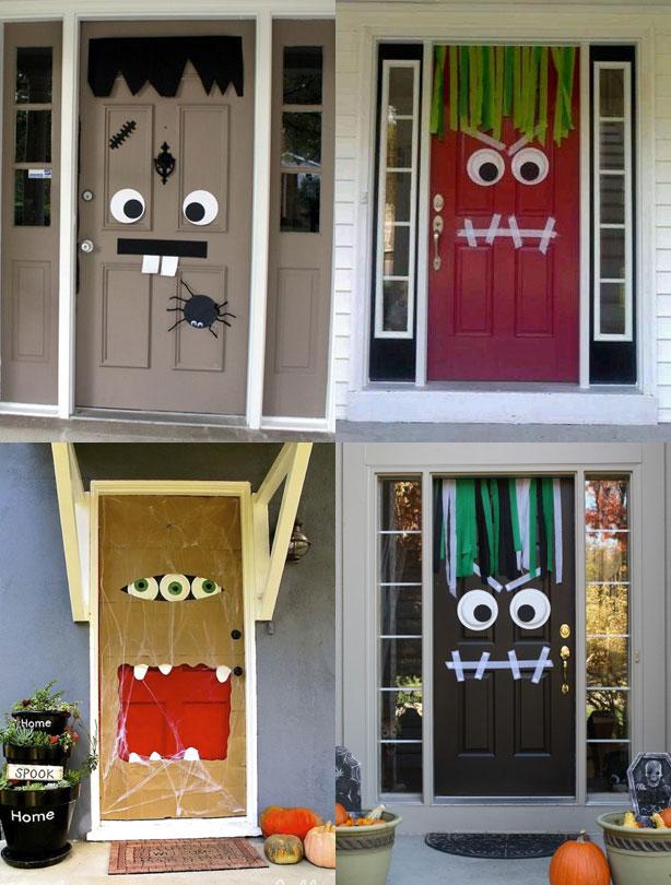 Monster Doors & Halloween party ideas: Monster Doors | GoodtoKnow