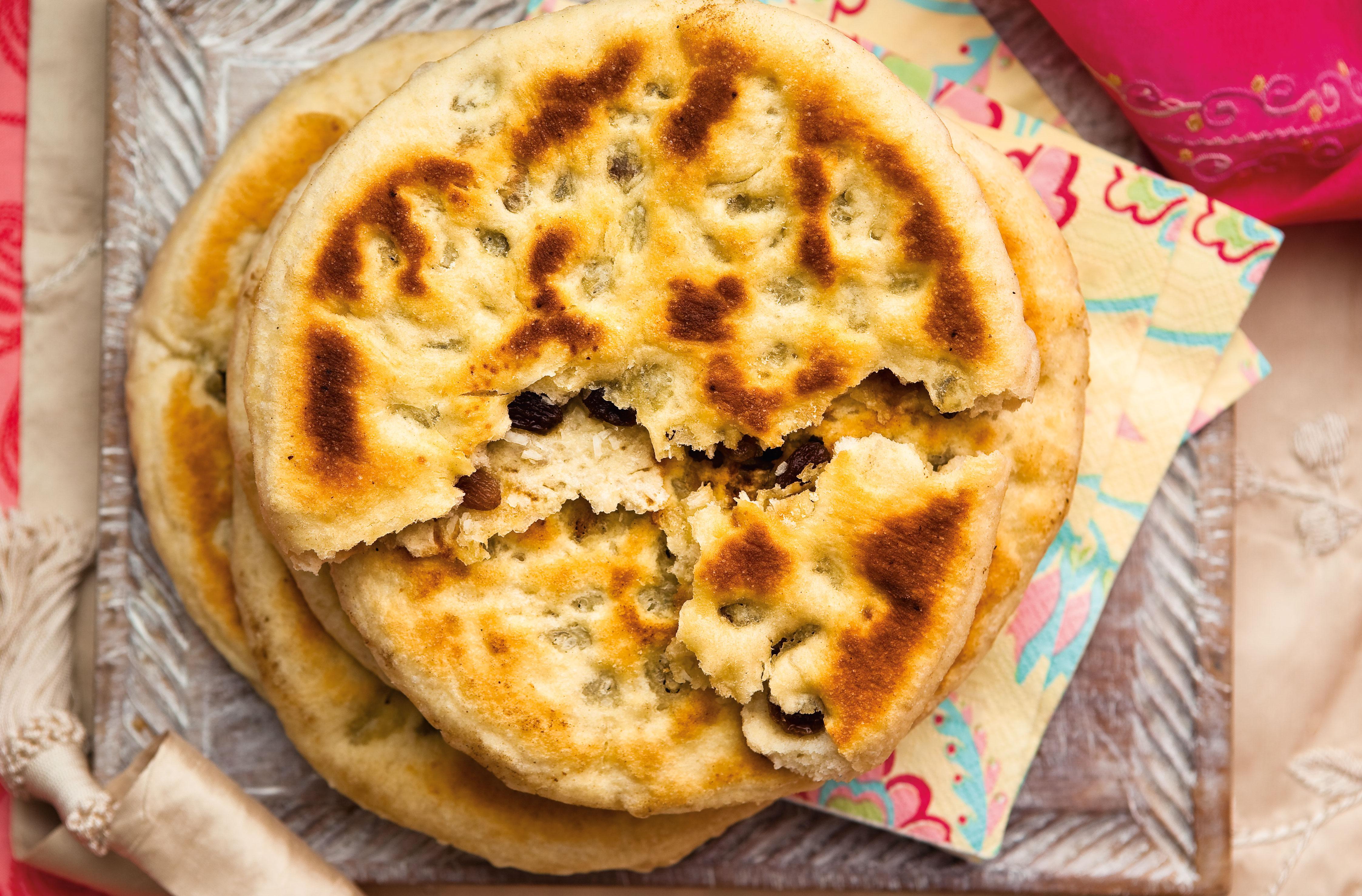 Peshwari Naan Recipes Goodtoknow