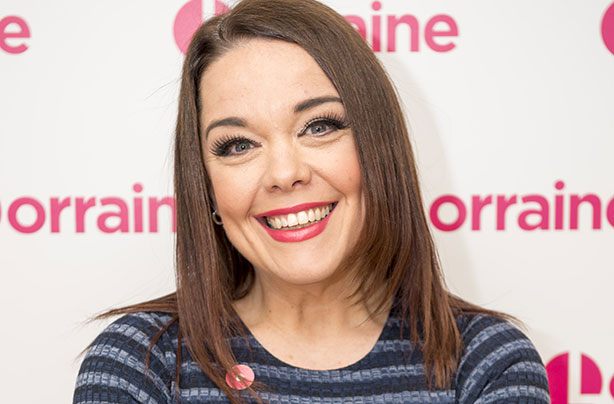 Lisa Riley Reveals The Best Thing About Her 10 Stone