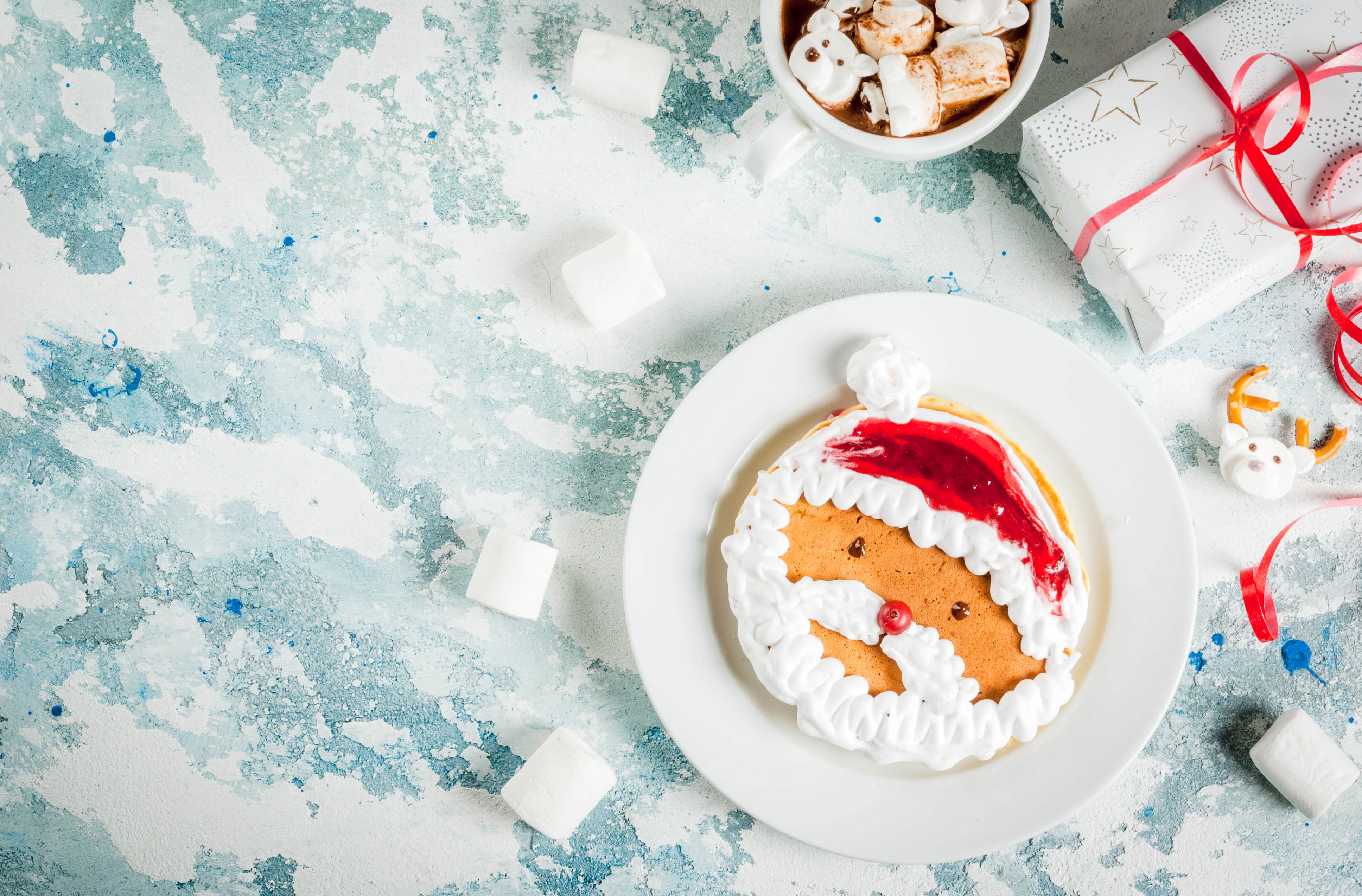 How to make your own North Pole Christmas breakfast