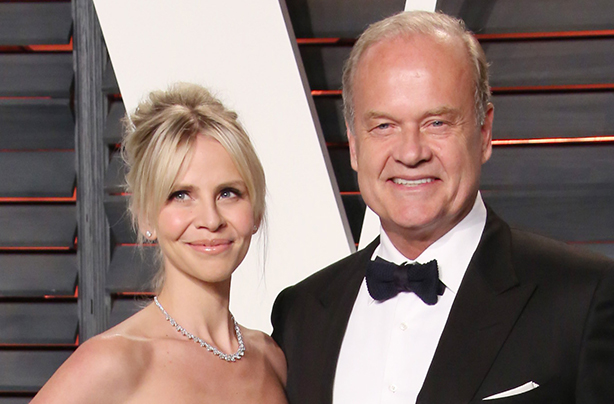 Kelsey Grammer Welcomes His Seventh Child
