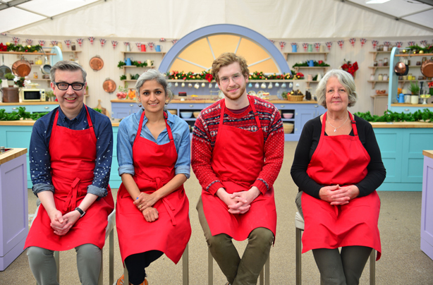 Cheating' scandal rocks the Great British Bake Off 2016